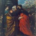 A tisztítás felfedte a festmény számos korábbi sérülését