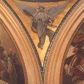 A restaurált mozaik